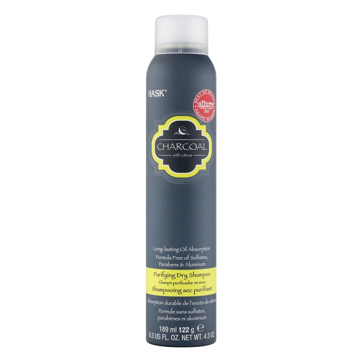 Hask Charcoal Purifying Dry Shampoo Dry Shampoo Good Dry Shampoo Shampoo