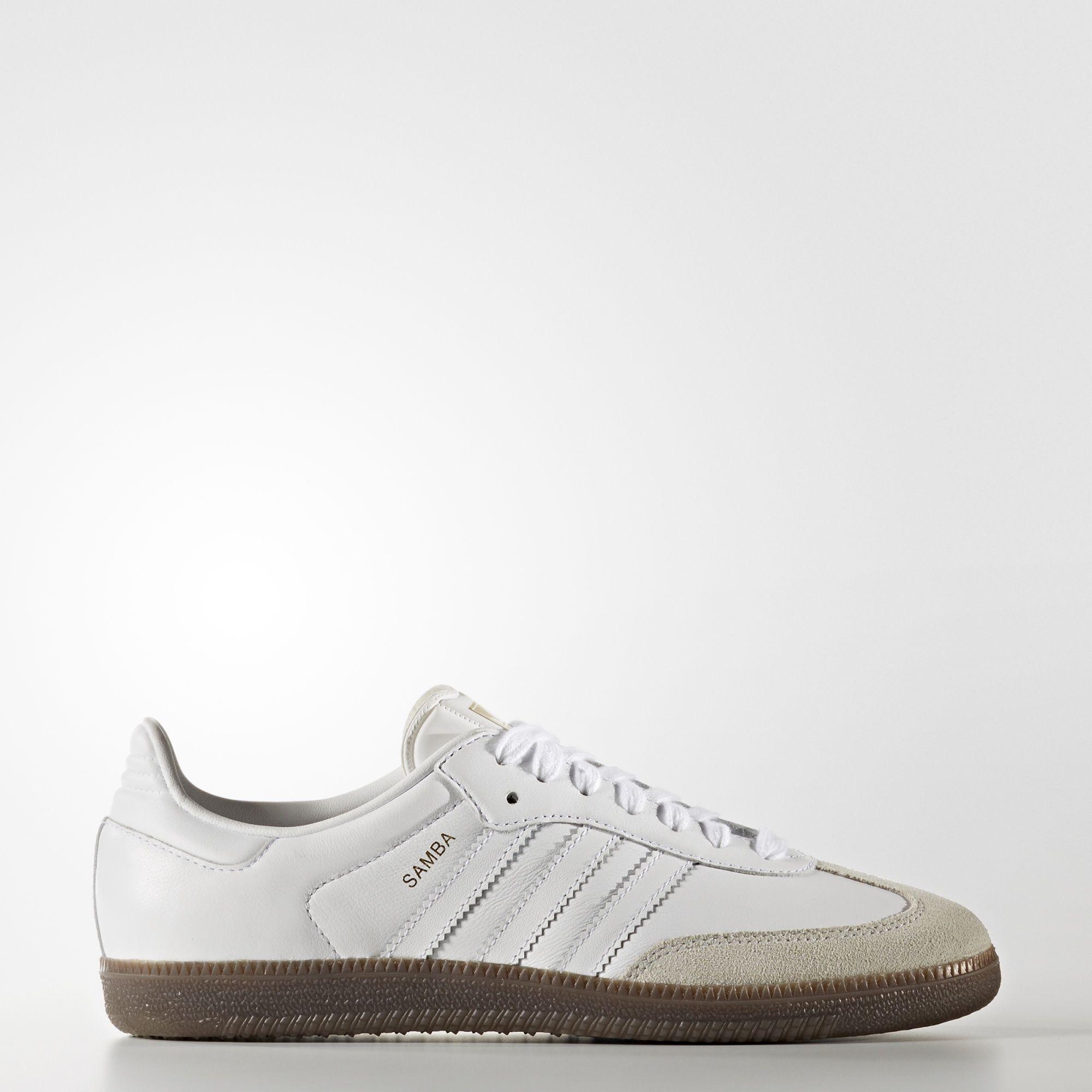 adidas Samba Schuhe | Offizieller adidas Shop. Samba ShoesThe SambaWhite ...