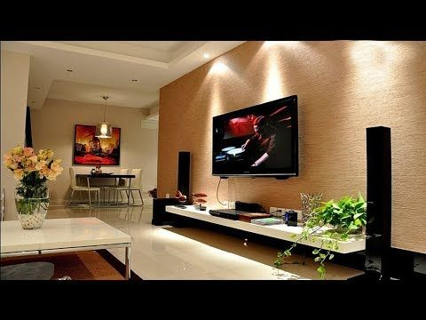 Modern T V Lounge Decoration Ideas T V Lounge Interior Design