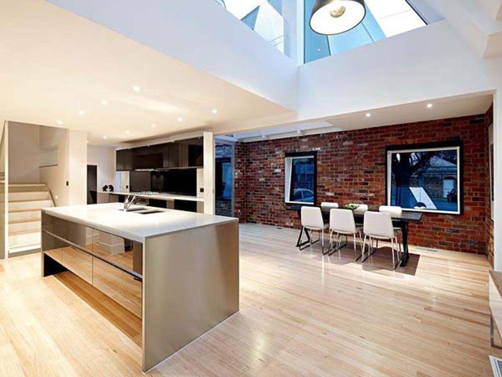 portrayal of modern kitchen interior designs | kitchen design