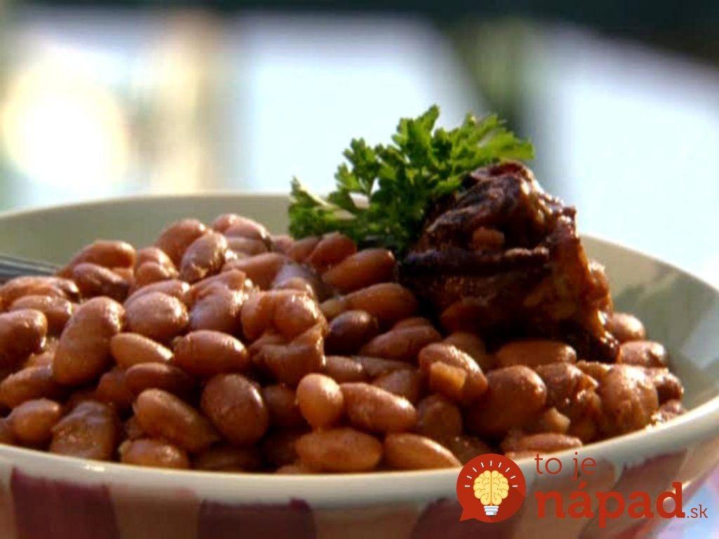 Perfektný trik do kuchyne: Stačí urobiť TÚTO malú zmenu a tvrdú fazuľu uvaríte omnoho rýchlejšie!