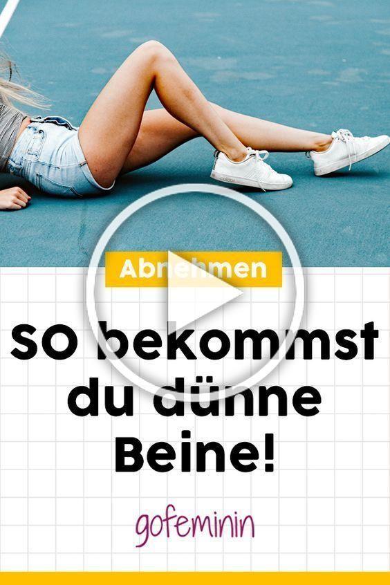 Wie bekommt man dünne Beine? Die besten Tipps und Tricks #dünnereBeine #dünnebeine #abnehmen #schlan...