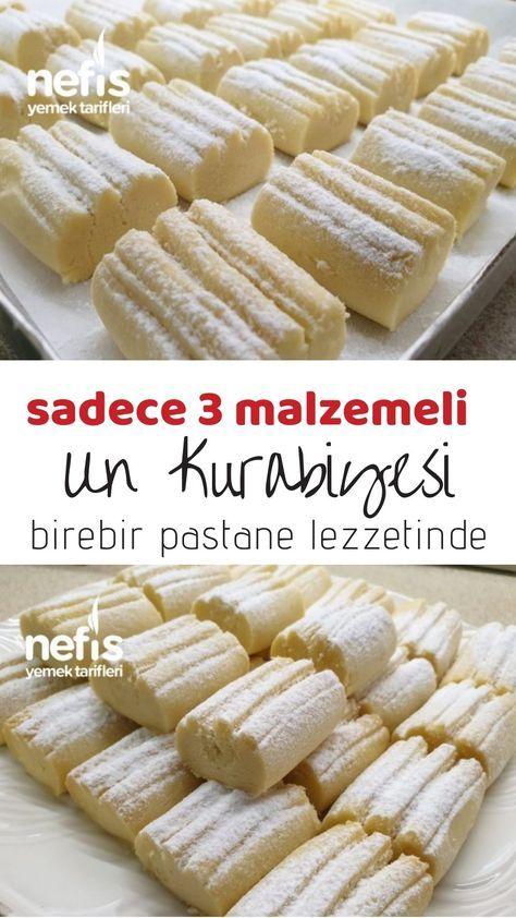 Un Kurabiyesi  #kurabiye #unkurabiyesi #nefisyemektarifleri #nefis #kuchenkekse