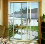 Sliding Glass Door Solar Shade Screen Panels To Block Sun Glare Uv