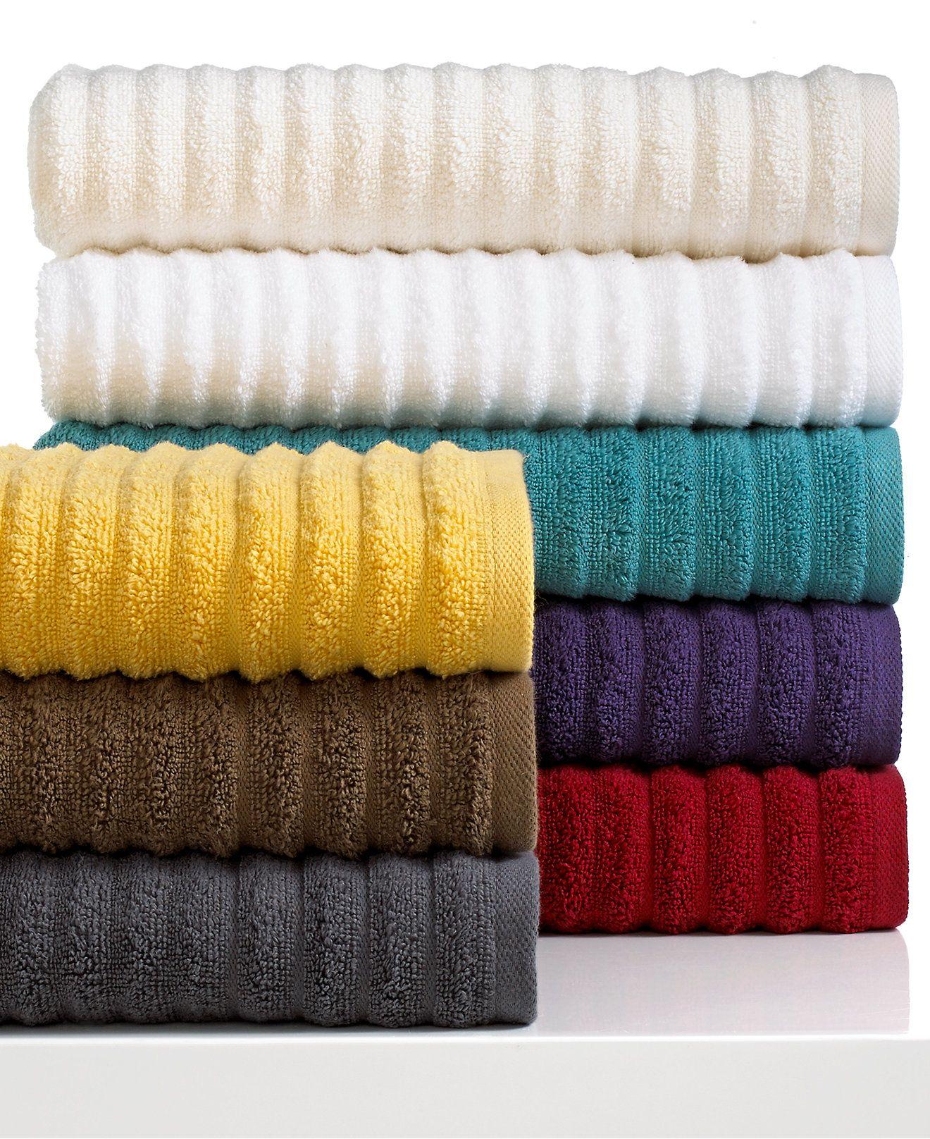 Closeout Inc International Concepts Wave Bath Towel Collection Closeouts Bed Bath Macy S Towel Collection Bath Towels Bath Towels Luxury