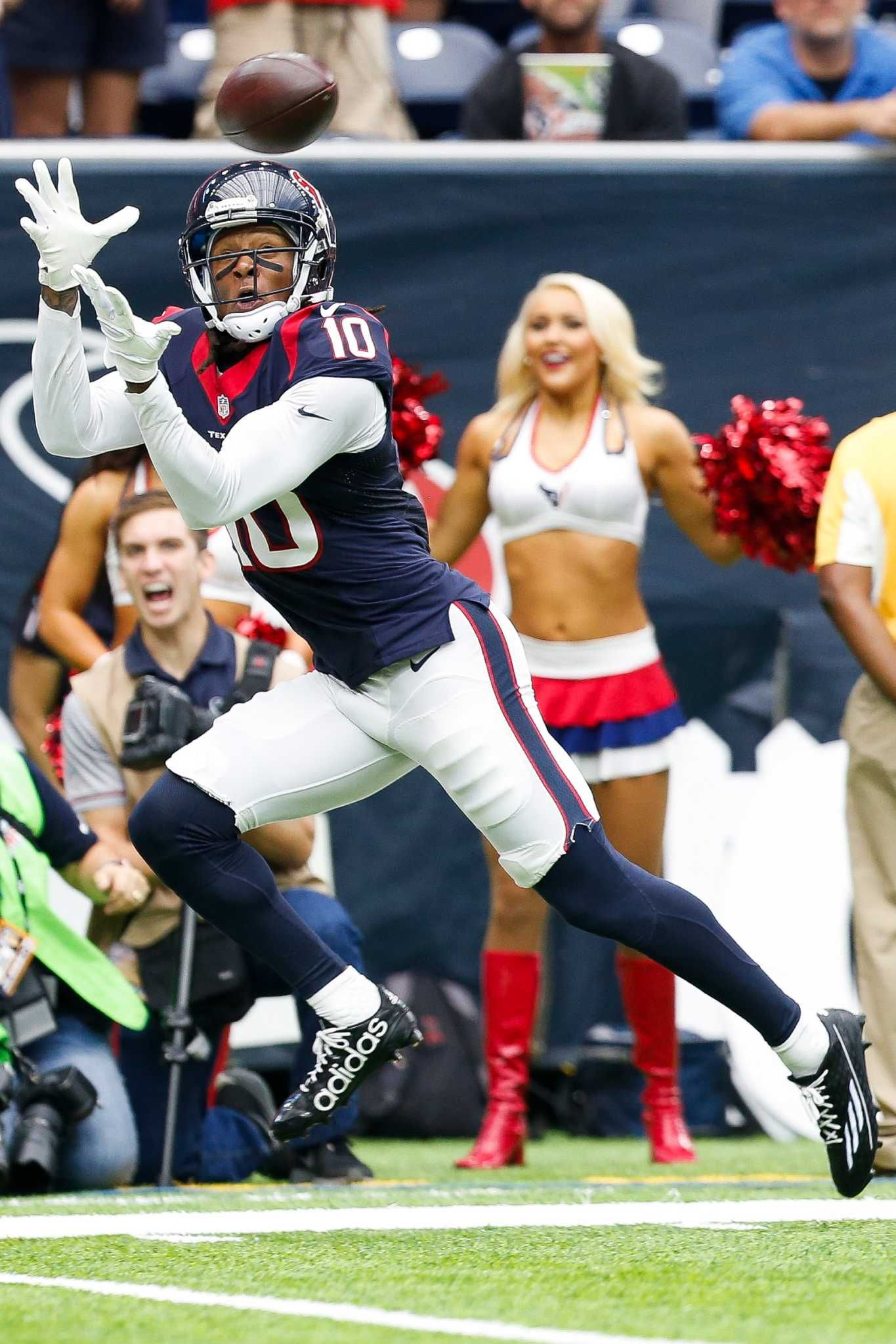 The Texans Offense Has Been Sputtering Through Three Games