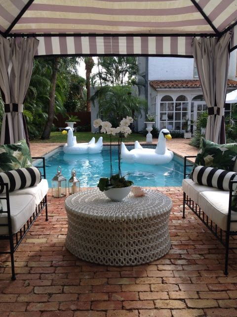 A Luxe Report Designs Home For Sale Beach House Decor Pool