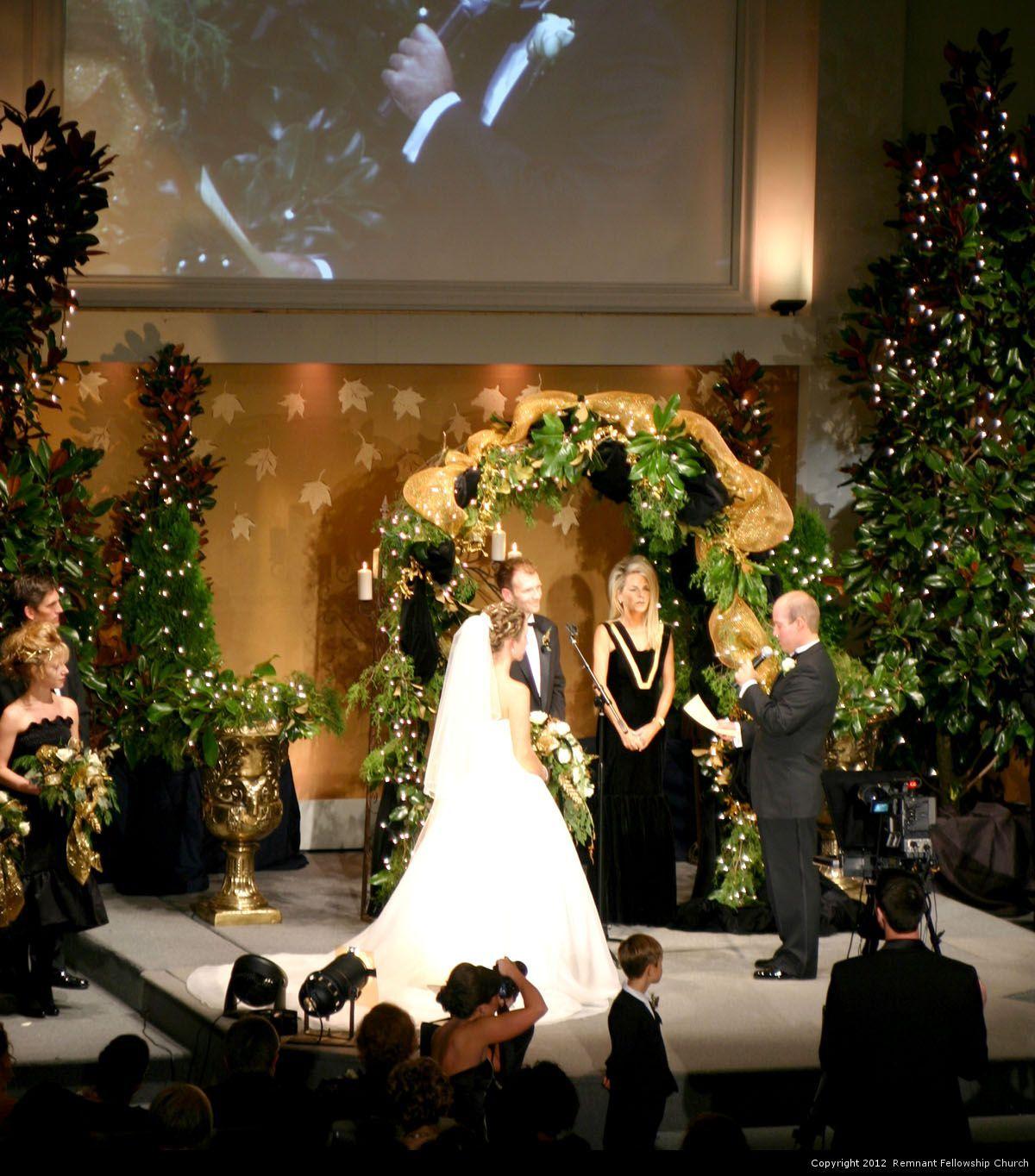 Powers Remnant Fellowship Church Wedding