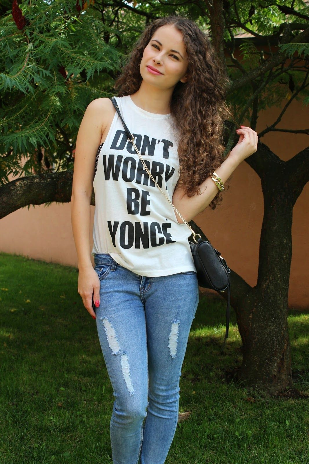 Breakfast at Fruh: OOTD - Don't worry, be yoncé !
