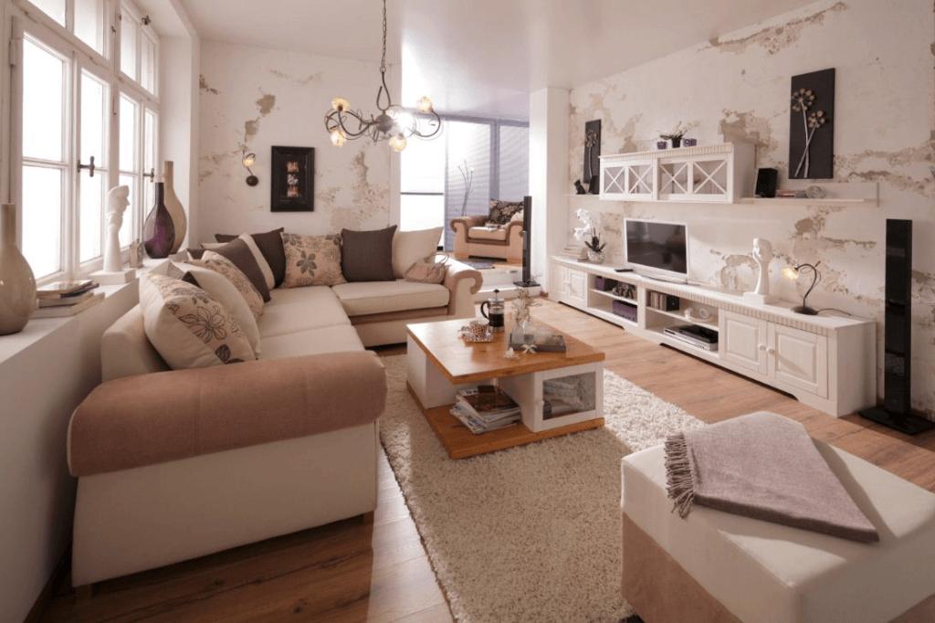 AuBergewohnlich Wohnzimmer Amerikanisch Einrichten
