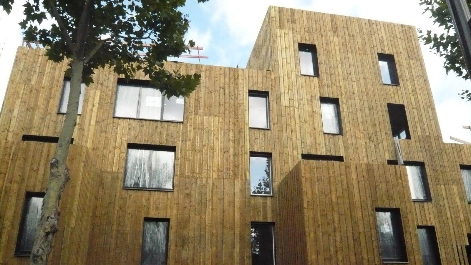 Exemple De Bardage Exterieur exemple de bardage bois, en rénovation et pour completer une
