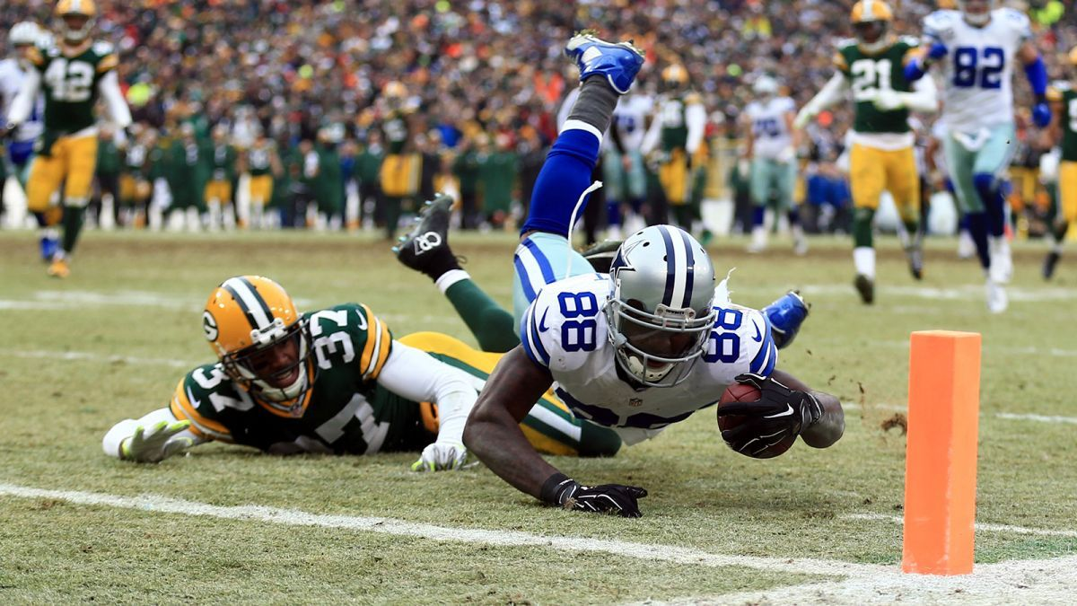 Packers Shields Says Dez Bryant Play Was A Catch Nfl