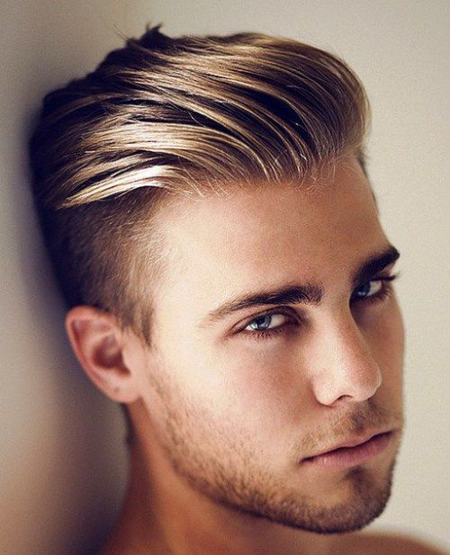 Men S Undercut With Blonde Highlights Hipster Hairstyles Long Hair Styles Men Undercut Hairstyles