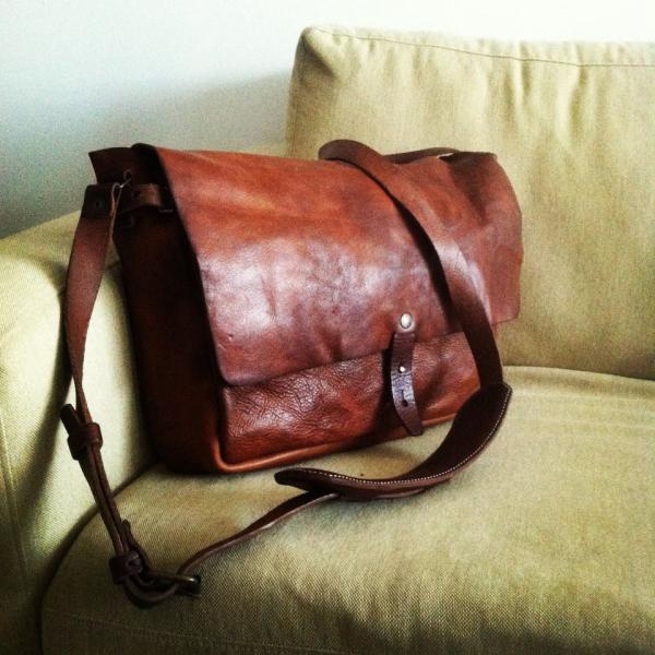 68135ade6933 Whipping Post - Vintage Messenger Bag