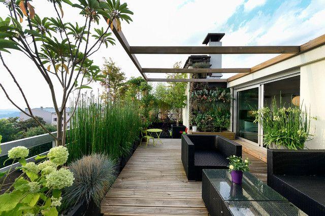 terrazzi arredati - Cerca con Google | Terrazzo ideas Ana ...