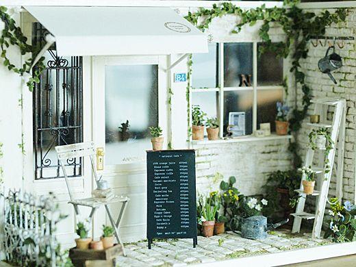 miniatura * Naturel Cafe exterior: el color natural de la vida ...
