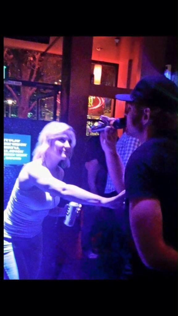 Dean Ambrose and Renee
