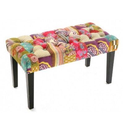 Banco Cama Colours Son Muebles Auxiliares Pies De Cama Telas Para Tapizar Muebles Pie De Cama Mueble