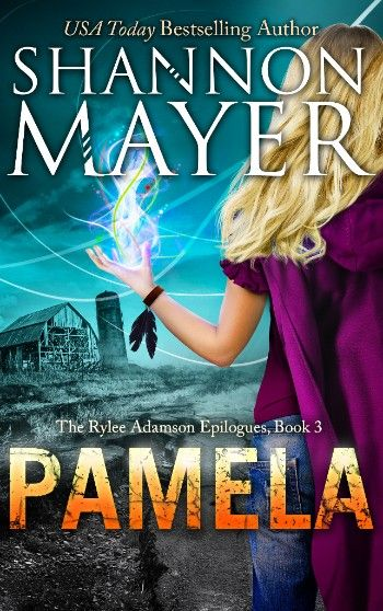 Pamela (The Rylee Adamson Epilogues #3) by Shannon Mayer