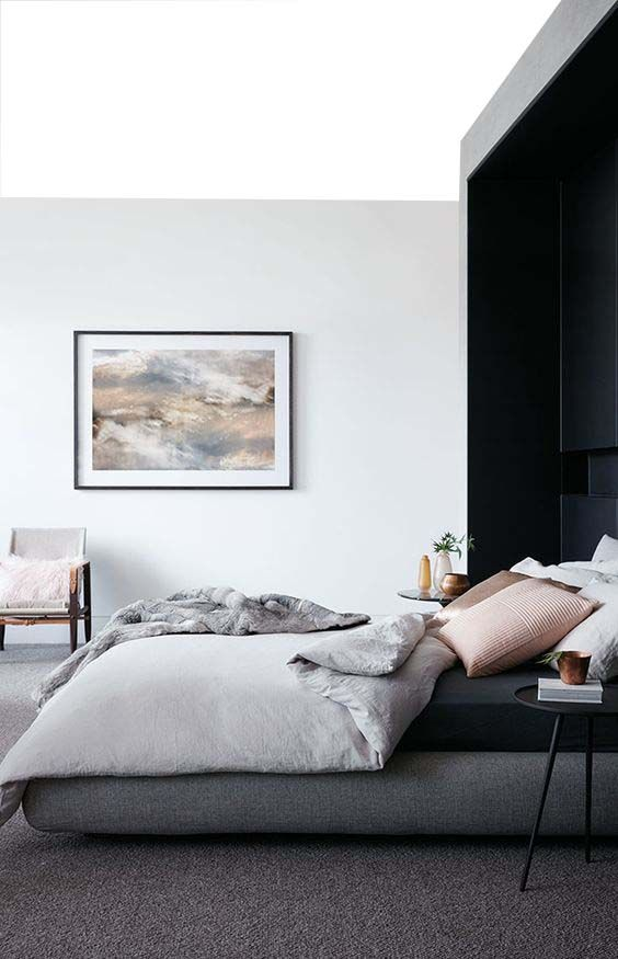 Own your morning // interior // bedrooms // man cave // luxury life // home decor // watch art // city suite // urban life //