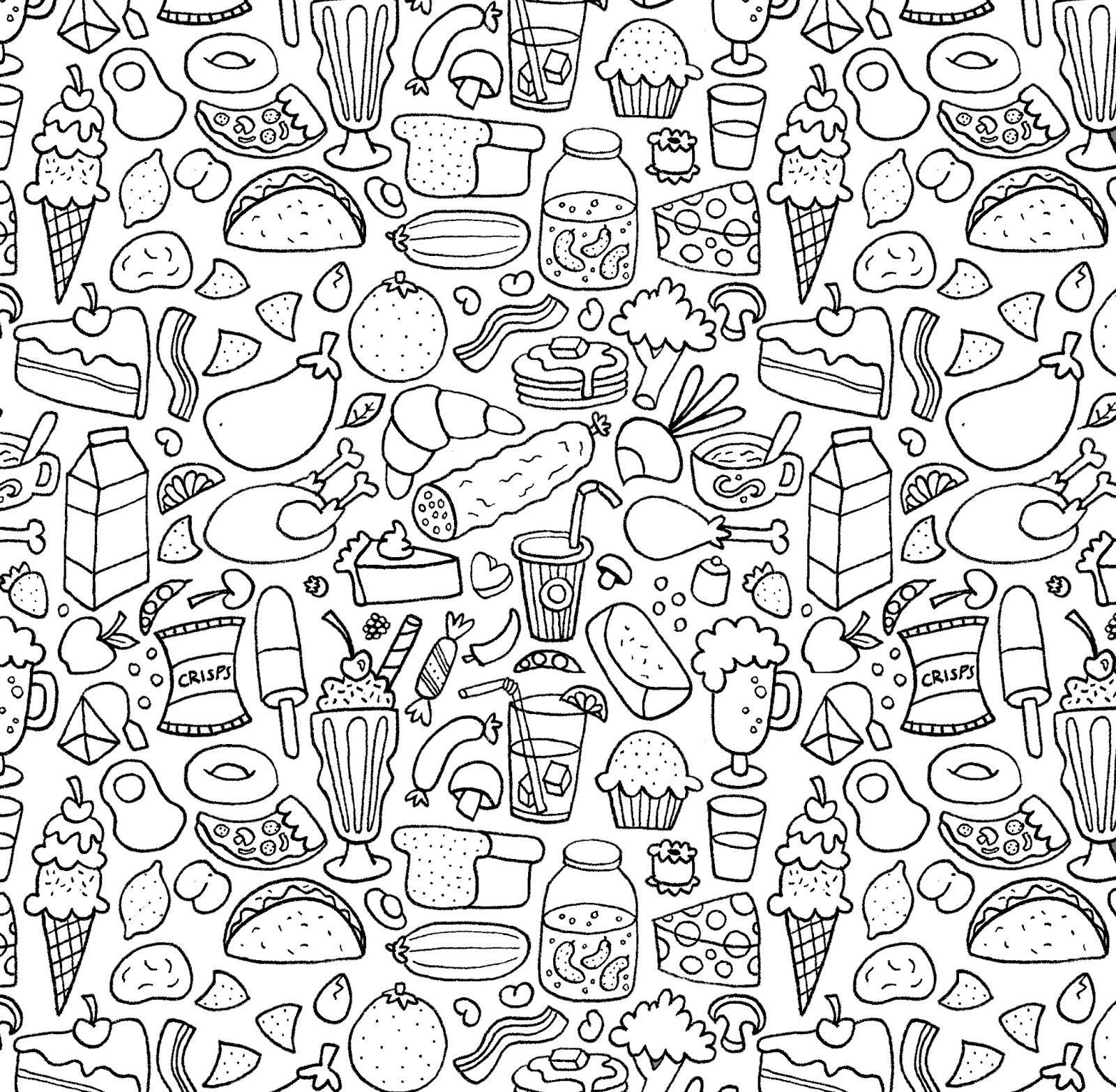 Pin by 晨耘 洪 on Art   Doodle patterns, Doodle images, Doodles