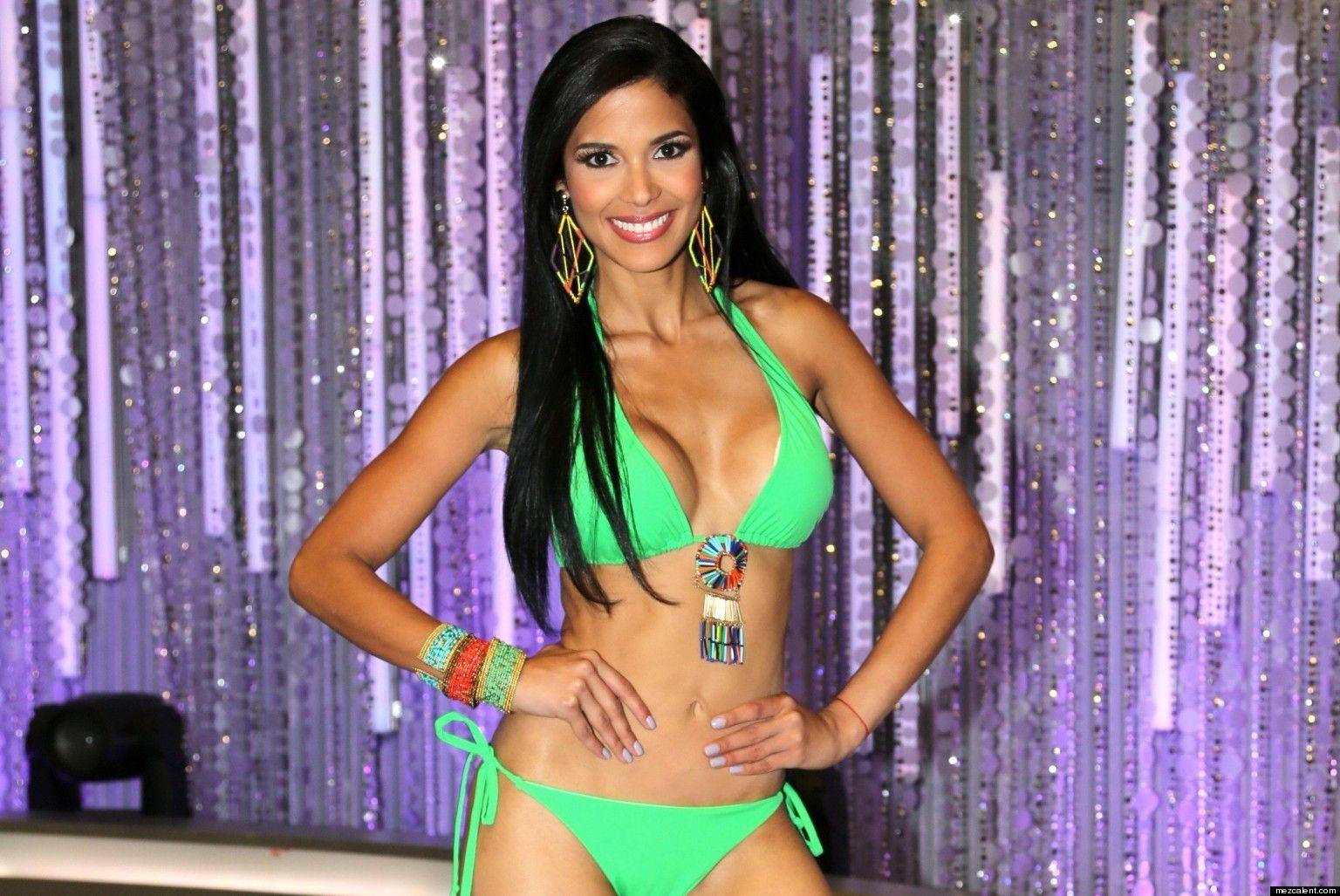 Mujer desnuda de nuestra belleza latina foto 273