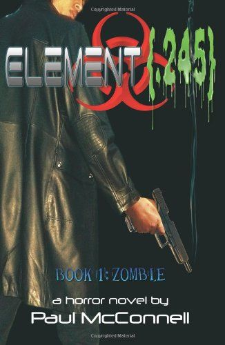 Element {.245}: Book One: Zombie @ niftywarehouse.com #NiftyWarehouse #Zombie #Horror #Zombies #Halloween