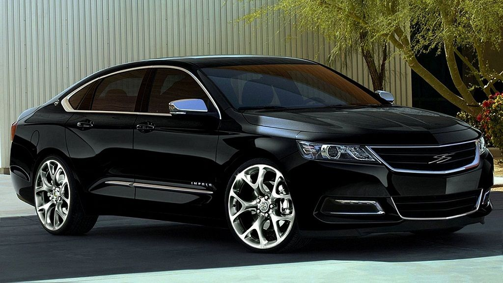 2016 Chevrolet Impala Cng 3Lt >> Pin By Rachel Garcia On Cars Trucks 2014 Chevy Impala