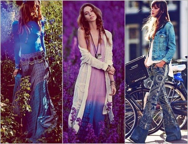 BOHEMIAN FASHION   Bohemian Fashion Chic from free people