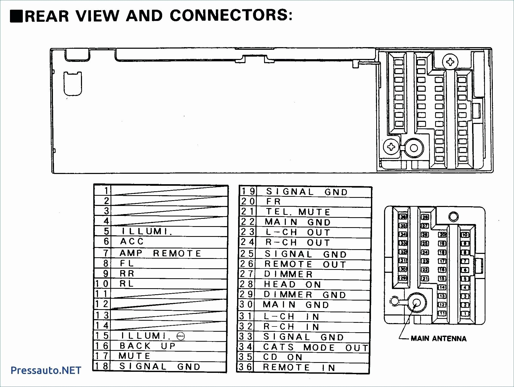 Toyota Fujitsu Ten Wiring Diagram Awesome In 2020 Diagram Design Diagram Car Stereo