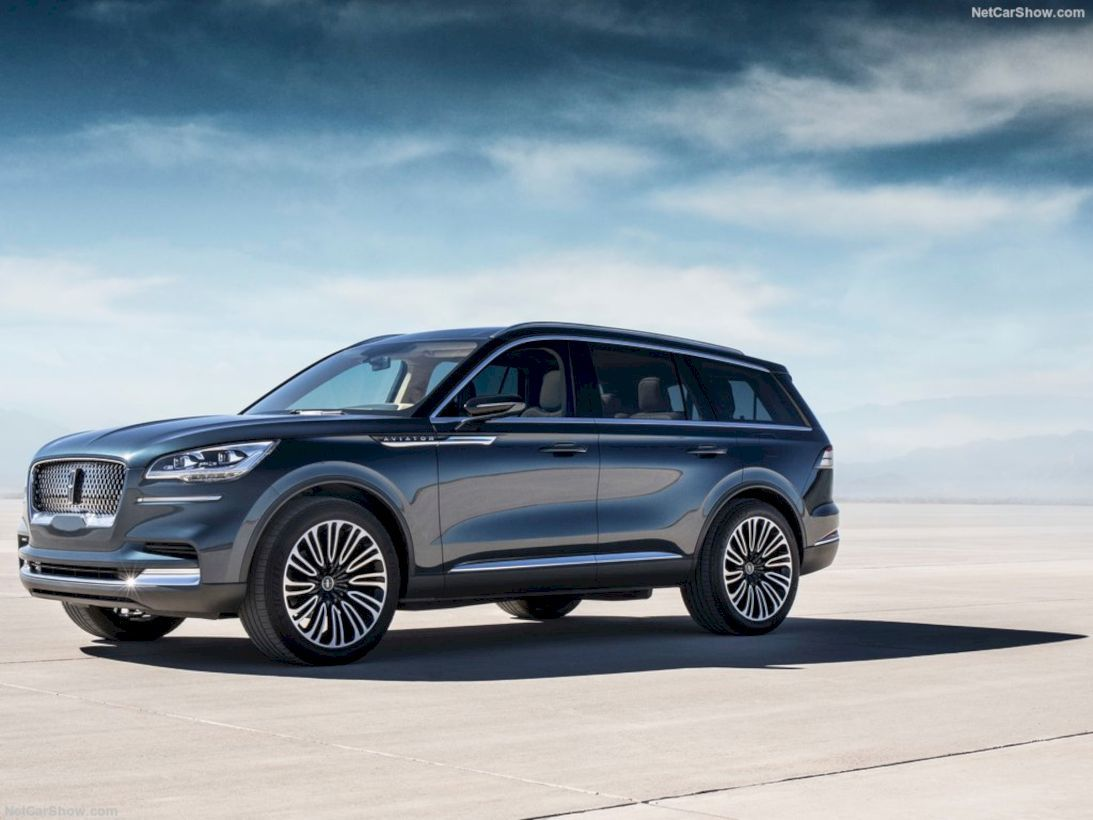 2018 lincoln aviator concept suv cars lincoln aviator vehicles rh pinterest com