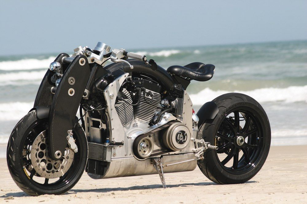 Confederate B120 Wraith Most Expensive Bikes In The World
