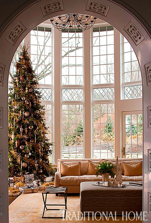 years of beautiful holiday rooms christmas cheer pinterest home and also rh
