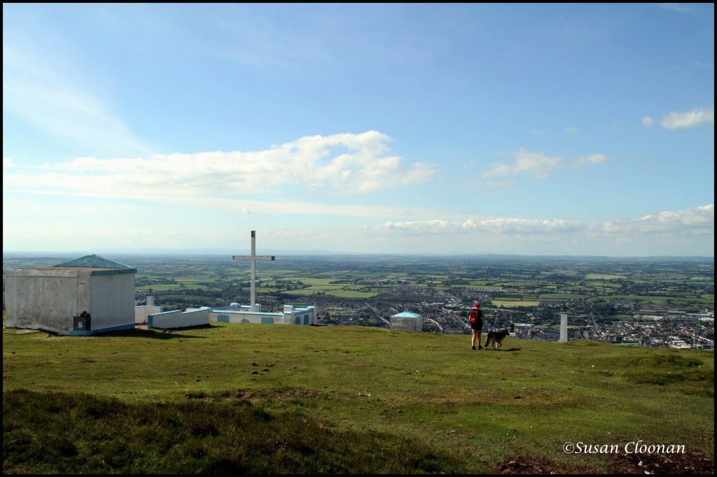 Places to visit in Tipperary - The Holy Year Cross in Clonmel