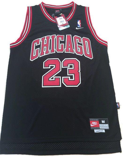 size 40 80247 13903 NBA Chicago Bulls Michael Jordan Hardwood Classic Sewn ...