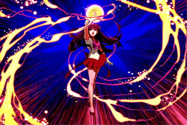 Sailor Mars Fuego sagrado de Marte !! Sailor mars