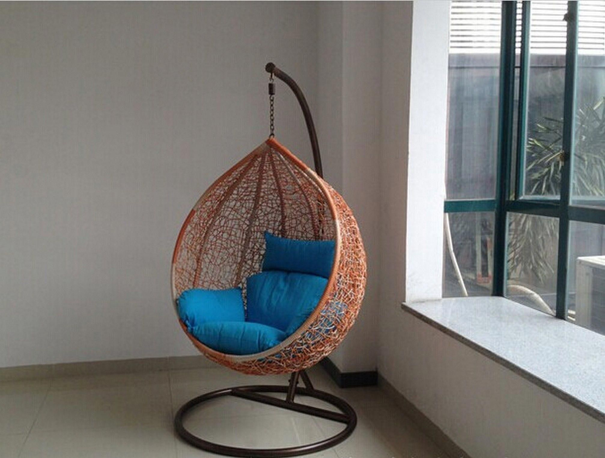Hanging Chair Stand Pink Cushions Best Chairs Ideas And Design Indoorhammockchair