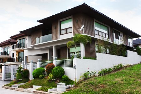 Modern Asian Homes Exterior/ container home   House design ...