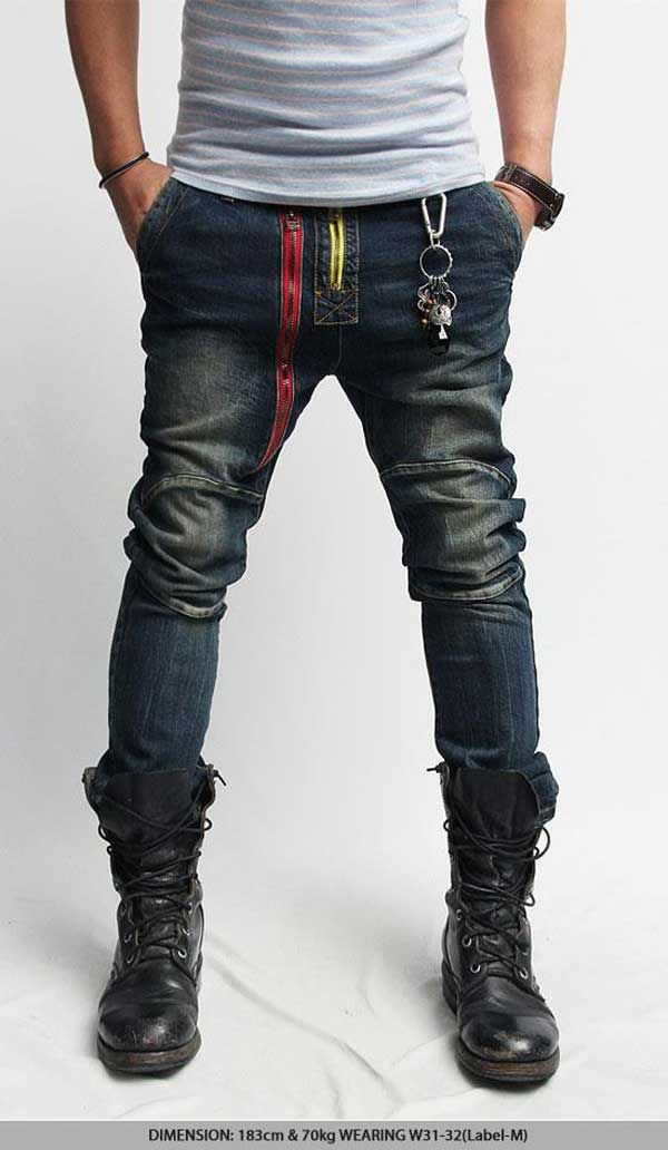Jeans Styles For Men - Jon Jean