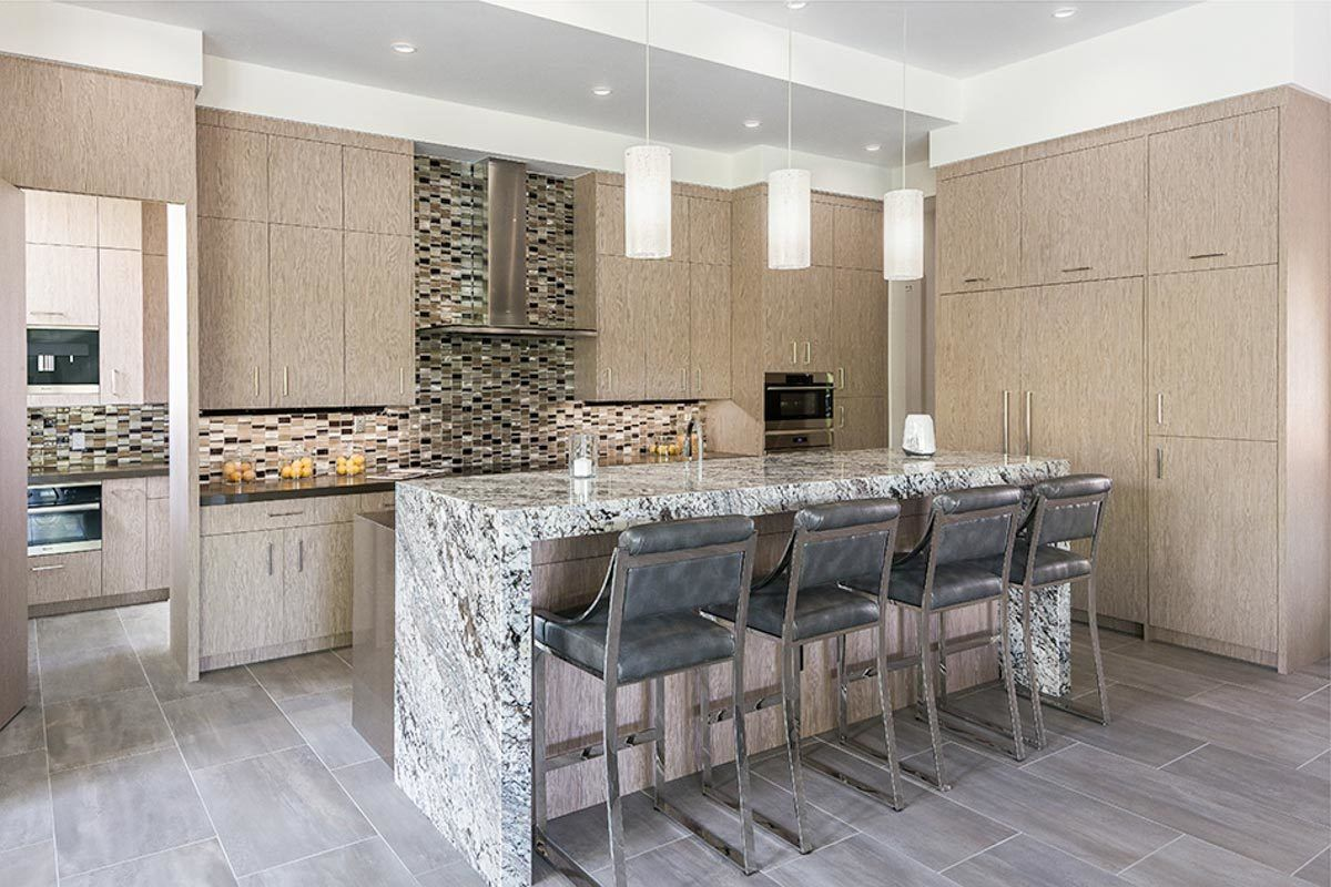 Two-Story 4-Bedroom Upscale Contemporary Home with ...