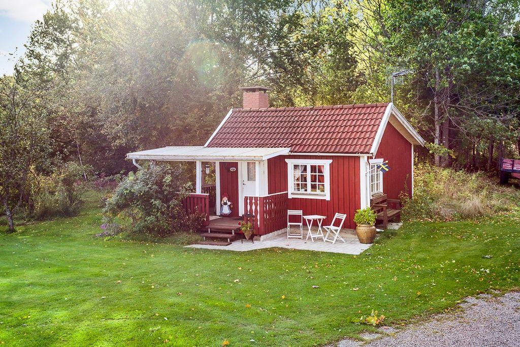 Gartenhaus schwedischer stil  Haus Kalvaberg 2 | schwedenhäuser | Pinterest | Gartenhäuser ...