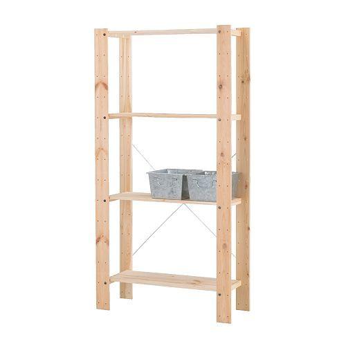 Ikea Houten Stellingkast.Us Furniture And Home Furnishings Bewellmke Kitchen