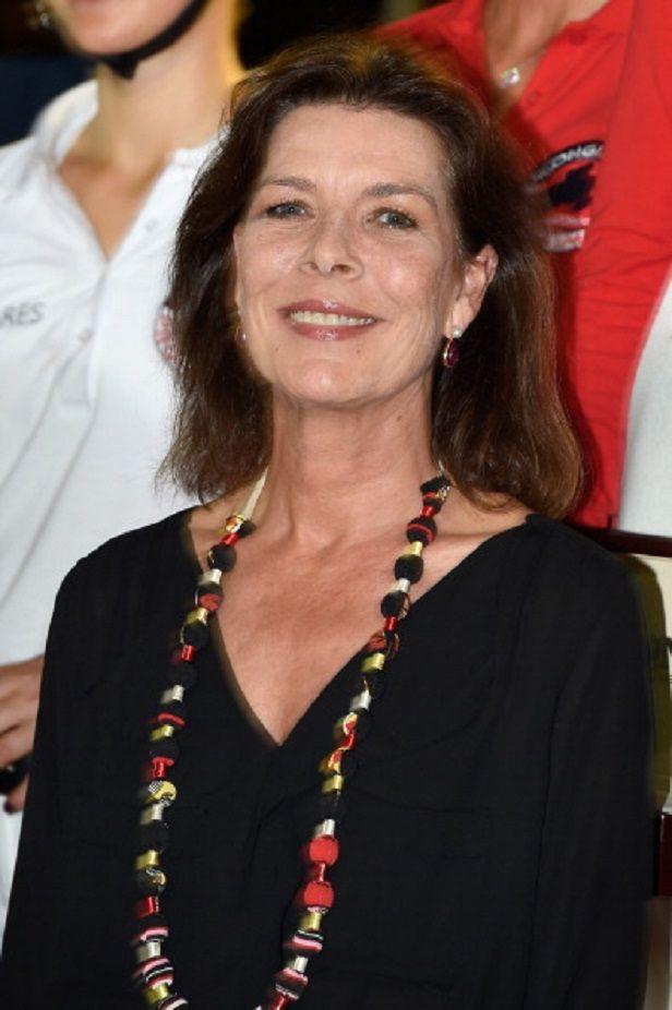 Princess Caroline of Hanover attends the Longines Pro-Am Cup Monaco 2014