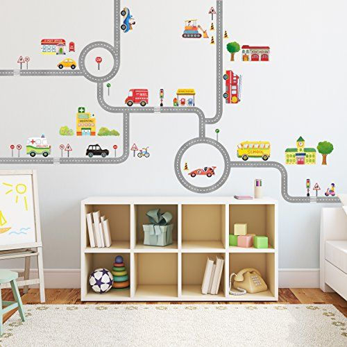 DM-1404, The Road and Cars Wall Stickers Decowall http://www.amazon.com/dp/B00O46I9T0/ref=cm_sw_r_pi_dp_H8Qiwb0A9GZBH