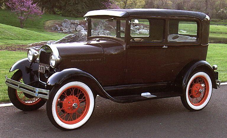 1929 Ford Model A Sedan - Learned to drive in a car just like this same year same model. & Ford Model A u2026 | Pinteresu2026 markmcfarlin.com