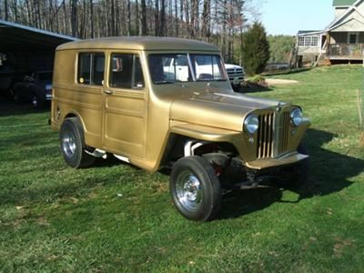 49 Willys Ger Wagon   Wheels, Jeeps and Station wagon