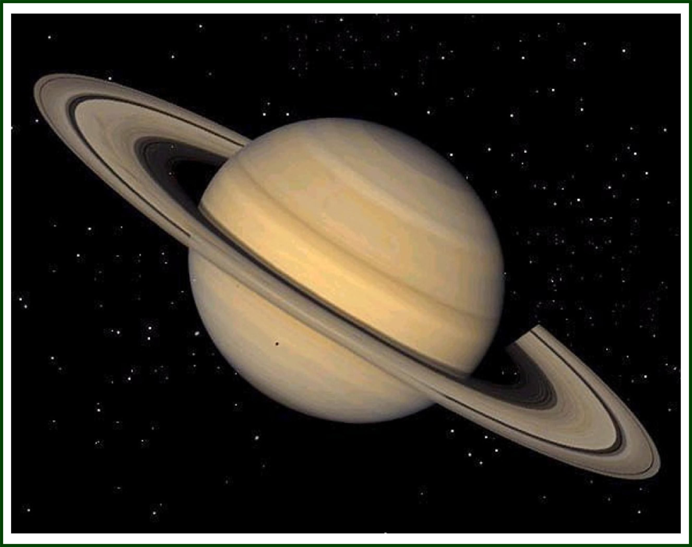 The Meaning And Symbolism Of The Word Saturn Solar
