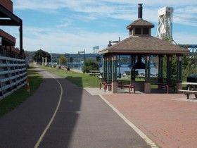 City of Houghton - Biking & Walking - Non-Motorized Travel and Recreation