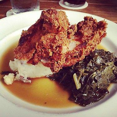 Buttermilk Fried Chicken Food South City Kitchen Buttermilk