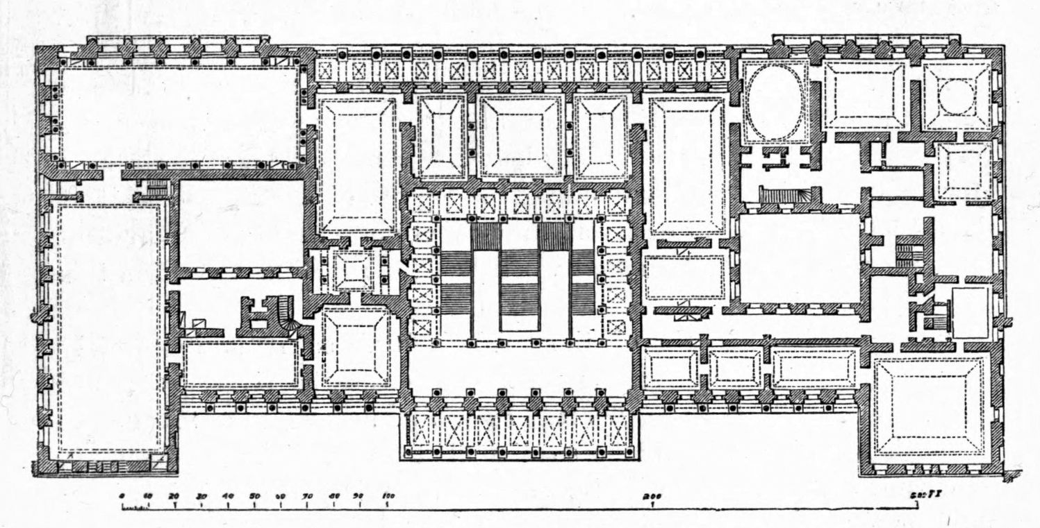 Mikhailovsky Palace The Russian Museum The First Floor House Floor Plans Interior Architecture Design Great House